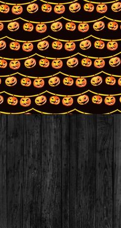 Tło halloween 160x300 cm / W06 (1)