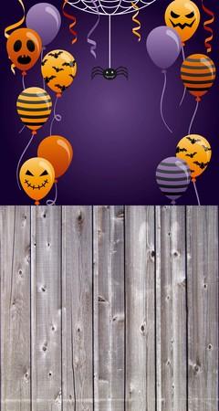 Tło halloween 160x300 cm / W13 (1)